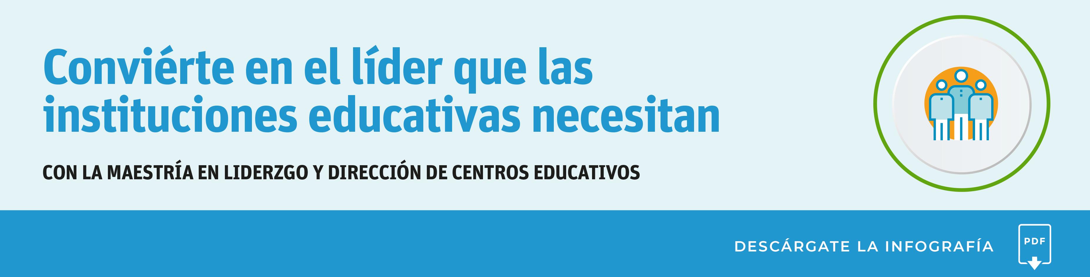 maestria administracion centros educativos