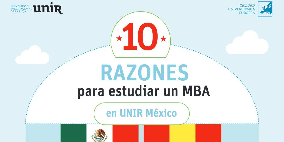 razones estudiar MBA Mexico